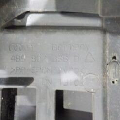 Бампер задний Audi A6 [C5] 1997-2004 4B5807511P  4B5807301BJ7DL 8