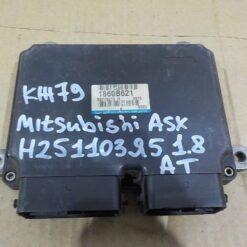 Блок управления двигателем (ЭБУ/мозги) Mitsubishi ASX 2010>  1860B621 6