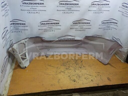 Бампер задний Ford Focus II 2008-2011  8M51F17906AC, 1583591