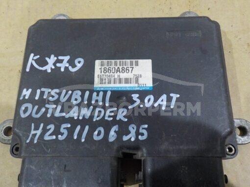 Блок управления двигателем (ЭБУ/мозги) Mitsubishi Outlander XL (CW) 2006-2012  1860A867