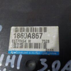 Блок управления двигателем (ЭБУ/мозги) Mitsubishi Outlander XL (CW) 2006-2012  1860A867 2