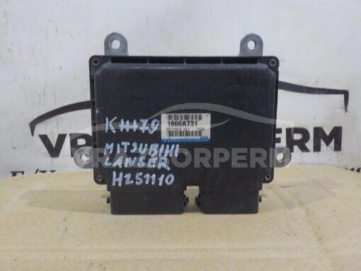 Блок управления двигателем (ЭБУ/мозги) Mitsubishi Lancer (CX,CY) 2007>  1860A731
