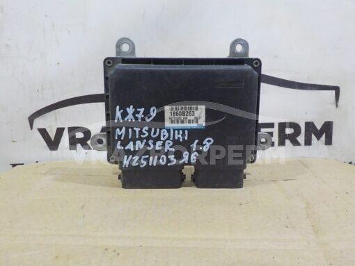Блок управления двигателем (ЭБУ/мозги) Mitsubishi Lancer (CX,CY) 2007>  1860B263