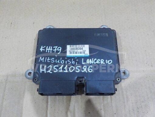 Блок управления двигателем (ЭБУ/мозги) Mitsubishi Lancer (CX,CY) 2007>  1860B394