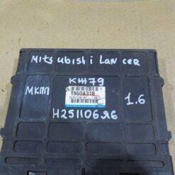 Блок управления двигателем (ЭБУ/мозги) Mitsubishi Lancer (CS/Classic) 2003-2008  MN132784, 1860A318 4