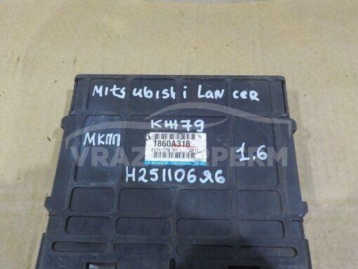 Блок управления двигателем (ЭБУ/мозги) Mitsubishi Lancer (CS/Classic) 2003-2008  MN132784, 1860A318
