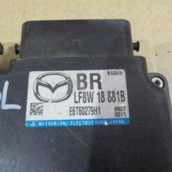 Блок управления двигателем (ЭБУ/мозги) Mazda Mazda 3 (BL) 2009-2013  LF8W18881B 1