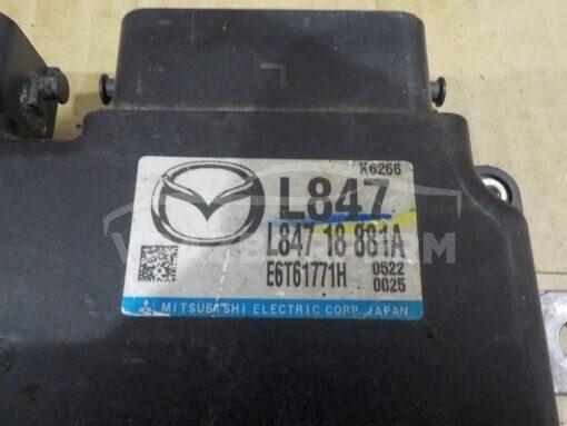 Блок управления двигателем (ЭБУ/мозги) Mazda Mazda 6 (GH) 2007-2013  L84718881A