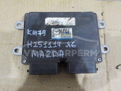Блок управления двигателем (ЭБУ/мозги) Mazda Mazda 6 (GH) 2007-2013  LF4K18881F