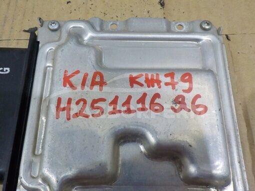 Блок управления двигателем (ЭБУ/мозги) Kia RIO 2011-2017  391182B760