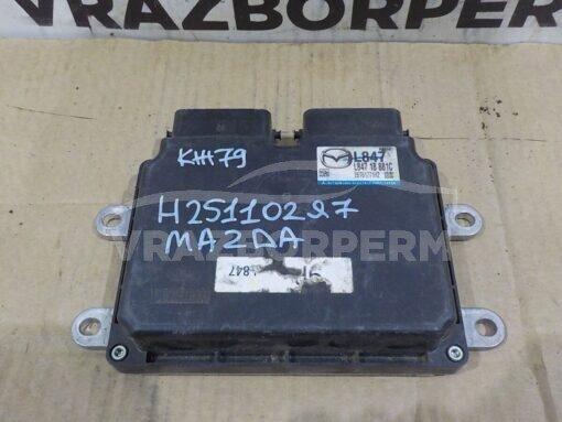 Блок управления двигателем (ЭБУ/мозги) Mazda Mazda 6 (GH) 2007-2013  L84718881C