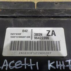Блок управления двигателем (ЭБУ/мозги) Chevrolet Lacetti 2003-2013  96422396 1