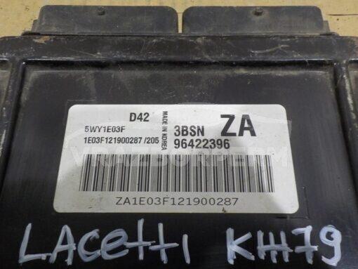 Блок управления двигателем (ЭБУ/мозги) Chevrolet Lacetti 2003-2013  96422396