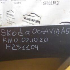Бампер задний Skoda Octavia (A5 1Z-) 2004-2013  1Z5807417A 9