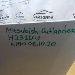 Бампер задний Mitsubishi Outlander (GF) 2012>  6410C161ZZ, 6410C568 5