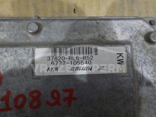 Блок управления двигателем (ЭБУ/мозги) Honda Accord VIII 2008-2015  37820RL6R52