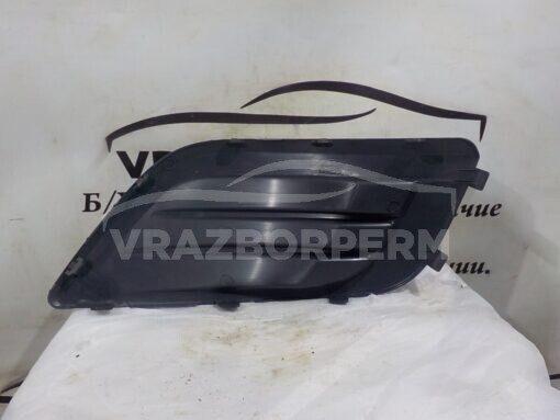 Решетка бампера переднего правая (без ПТФ) VAZ Lada Largus 2011>  8450000250