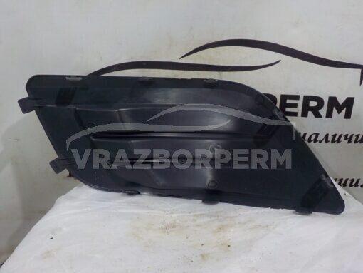 Решетка бампера переднего левая (без ПТФ) VAZ Lada Largus 2011>  8450000251