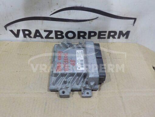Блок управления двигателем (ЭБУ/мозги) Renault Logan 2005-2014  8201051558, 8200933361