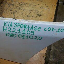 Бампер задний Kia Sportage 2004-2010  866110z510 8