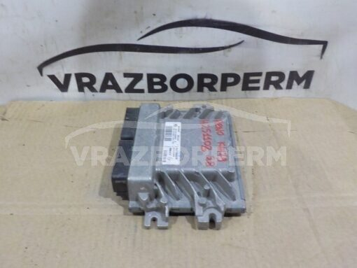 Блок управления двигателем (ЭБУ/мозги) Nissan Almera (G15) 2013>  8201309276, 8201033964