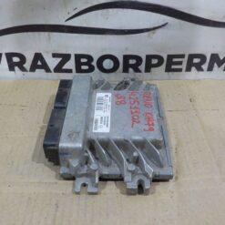Блок управления двигателем (ЭБУ/мозги) Renault Logan 2005-2014 8200856659, 8200598393 4