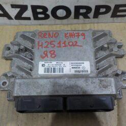 Блок управления двигателем (ЭБУ/мозги) Renault Logan 2005-2014 8200856659, 8200598393 1