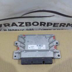 Блок управления двигателем (ЭБУ/мозги) Nissan Almera (G15) 2013>  237107909R, 237107908R 5