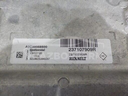 Блок управления двигателем (ЭБУ/мозги) Nissan Almera (G15) 2013>  237107909R, 237107908R
