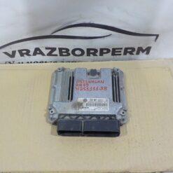 Блок управления двигателем (ЭБУ/мозги) Skoda Octavia (A5 1Z-) 2004-2013  3T0907115F