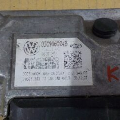Блок управления двигателем (ЭБУ/мозги) Skoda Fabia 2007-2015  03C906024B 1