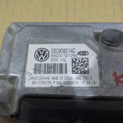 Блок управления двигателем (ЭБУ/мозги) Volkswagen Polo (Sed RUS) 2011>  03C906014C 1