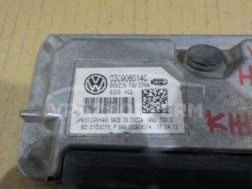 Блок управления двигателем (ЭБУ/мозги) Volkswagen Polo (Sed RUS) 2011>  03C906014C