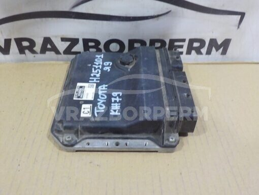 Блок управления двигателем (ЭБУ/мозги) Toyota Corolla E15 2006-2013  8966112C11