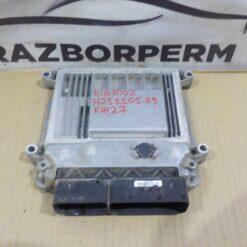 Блок управления двигателем (ЭБУ/мозги) Kia RIO 2005-2011  3910026AC0 2