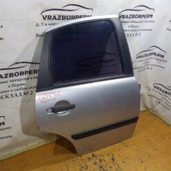 Дверь задняя правая Citroen C3 2002-2009  9008Q5, 8546K1,  903797, 922475, 9204E5, 99138C1 2