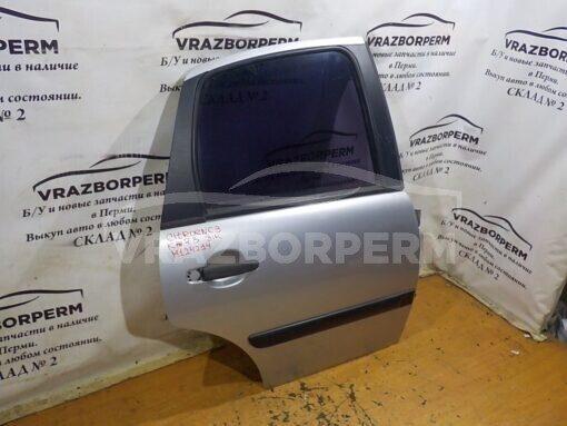 Дверь задняя правая Citroen C3 2002-2009  9008Q5, 8546K1,  903797, 922475, 9204E5, 99138C1