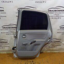 Дверь задняя правая Citroen C3 2002-2009  9008Q5, 8546K1,  903797, 922475, 9204E5, 99138C1 4