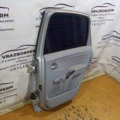 Дверь задняя правая Citroen C3 2002-2009  9008Q5, 8546K1,  903797, 922475, 9204E5, 99138C1 6