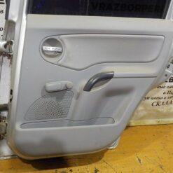 Дверь задняя правая Citroen C3 2002-2009  9008Q5, 8546K1,  903797, 922475, 9204E5, 99138C1 8