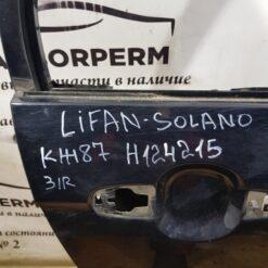 Дверь задняя правая Lifan Solano 2010-2016  B6201002 8