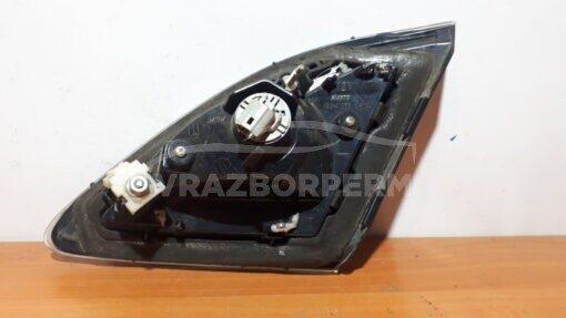 Фонарь задний левый внутренний (в крышку) Mazda Mazda 6 (GH) 2007-2013   GDK2513G0C