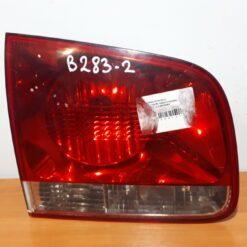 Фонарь задний левый внутренний (в крышку) Volkswagen Touareg 2002-2010   7L6945093T