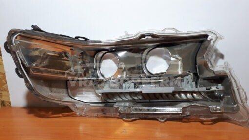 Стекло фары левой перед. Toyota Land Cruiser (200) 2008>  8162078040