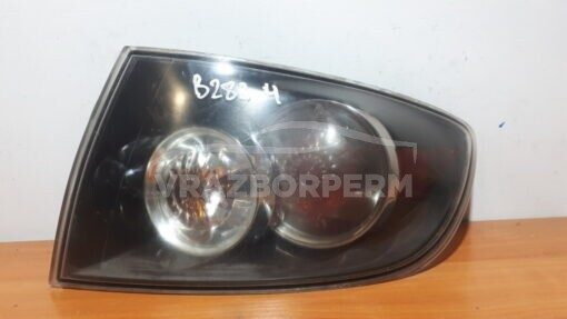 Фонарь задний правый наружный (в крыло) Mazda Mazda 3 (BK) 2002-2009   BR5H51150B