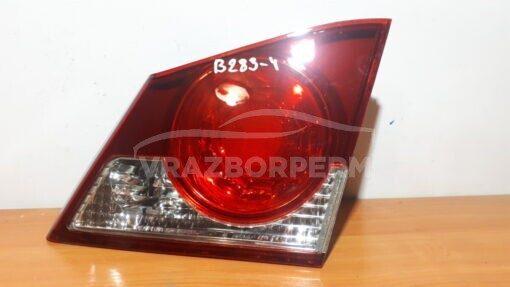 Фонарь задний правый внутренний (в крышку) Honda Civic 4D 2006-2012   34151SNB013
