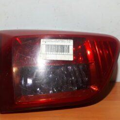 Фонарь задний левый внутренний (в крышку) Peugeot 4007 2008-2013  6350EJ