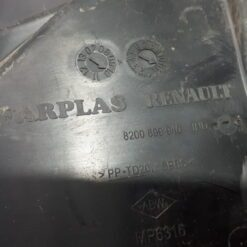 Жабо (планка под лобовое стекло) перед. Renault Symbol II 2008-2012  8200699940 3
