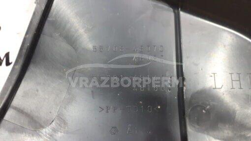 Жабо (планка под лобовое стекло) Lexus RX 350/450H 2009-2015  5570848070