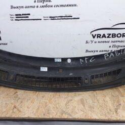 Жабо (планка под лобовое стекло) перед. Skoda Fabia 2007-2015  5J1819403A